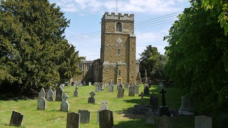 The Grade I Listed St Mary's Church dates back to the 12th century (photo: Chris Smith)