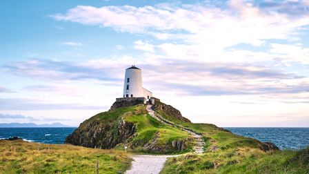 Twr Mawr lighthouse (c) Matt_Gibson/Getty Images/iStockphoto