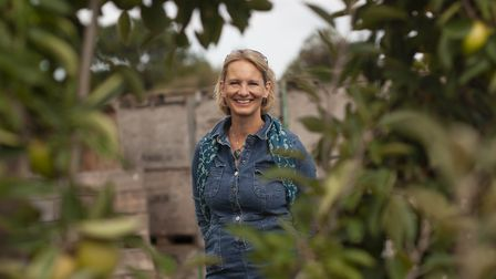 Floortje Hoette, chief executive at Produced in Kent. Picture: Ady Kerry