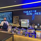 The Theatre Royal Winchester has opened its cafe bar to raise funds credit Play to the Crowd