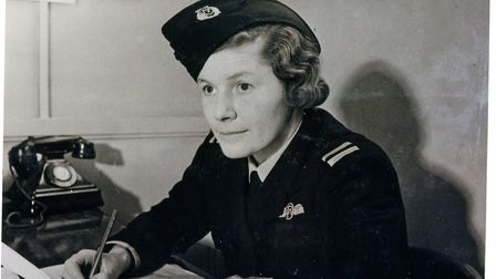 Pauline Gower lead the women's first section of the ATA in January 1940