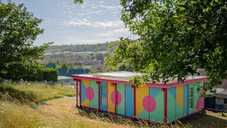 A Simple Act of Wonder - outdoor art in Moulescoomb and Bevendean. Photo: Phoebe Wingrove