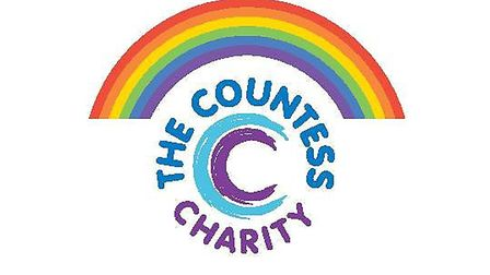 The charity logo