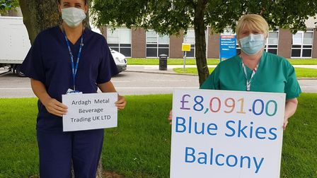 Clinical staff at the hospital ask for your help