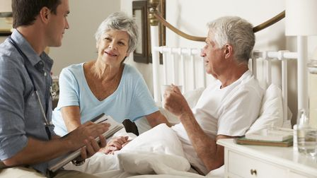 Live-in care allows families and couples to stay together, remain in their homes, and maintain their