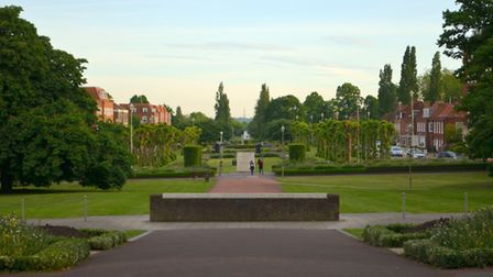 Welwyn was established as a garden city after the First World War then became a designated new town