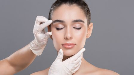 A non-surgical facelift can have similar results to a surgical facelift if done properly. Picture: G