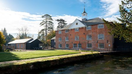 While necessary, Whitchurch Silk Mills closure due to Covid19 means it is now at risk. Find out abou