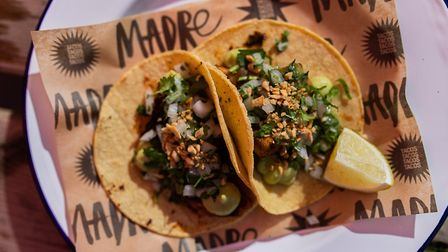 Madre tacos are the perfect small plates