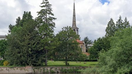 St Peter's Church, Wallingford (photo: Peter Sterling, Getty Images)
