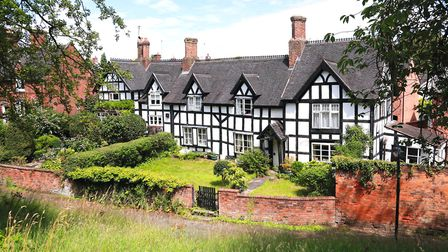 Sandbach is full of lovely houses and cottages. Photo: Kirsty Thompson