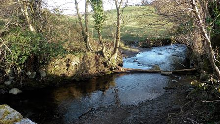 Folklore has it that the Cutty Dyer lurks under Cuddyford Bridge. Picture: Ruth Sharville (cc-by-sa2