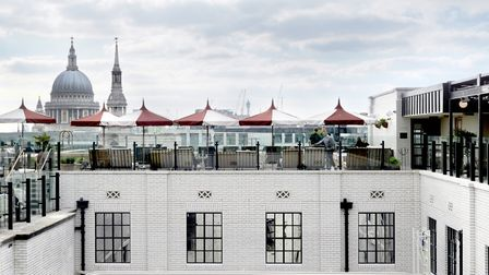 The Rooftop at The Ned. Image: Simon Brown / The Ned