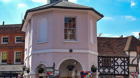 The Pepperpot, Godalming. Image: Andy Newbold
