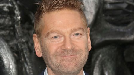 Sir Kenneth Branagh loves living in the Surrey countryside. Image: Stills Press / Alamy Stock Photo