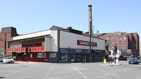 Garrick Theatre, Stockport by Kirsty Thompson