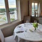 The views from Tony Tobin's Ranmore restaurant in Reigate are hard to beat Image Matthew Williams