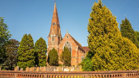 St John the Evangelist is the Church of England parish church of Burgess Hill, consecrated in 1863.
