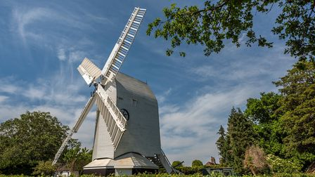 Oldland Mill in Keymer has been there for over 300 years. Granted, over the years it has fallen into