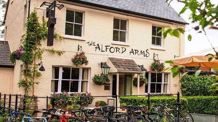The Alford Arms (photo courtesy of venue)