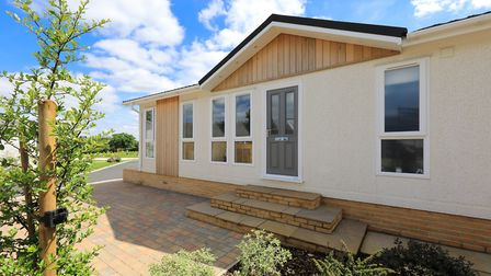 Retirement homes at Kingsdown Meadow come fully-furnished, with a low-maintenance garden, and you ca