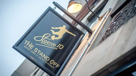Located just a short walk from Exeter High Street, The Stand Off is worth a visit. Photo: The Stand