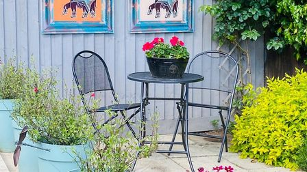 With more of us at home more, we want our gardens to look and feel extra special (photo: Yardart)