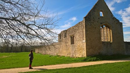 12th-century Godstow Abbey