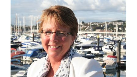 Portrait picture of Torbay tourism leader