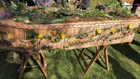 With less of a taboo around death, people can now feel confident enough to arrange a funeral service