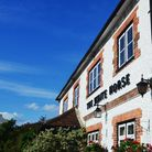 The White Horse in Hascombe is home to Surrey Life's Chef of the Year 2019. Image: Matthew Williams