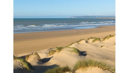 Camber Sands beach (c) Mike Charles/Getty Images/iStockphoto