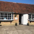 The salon is nestled back from the road with its own courtyard credit Beaulieu Hair and Beauty