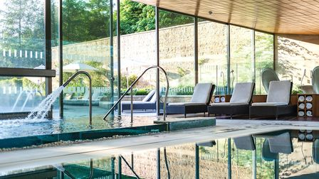 The ESPA Spa brings the outside in. Image: Marc Wilson Photography