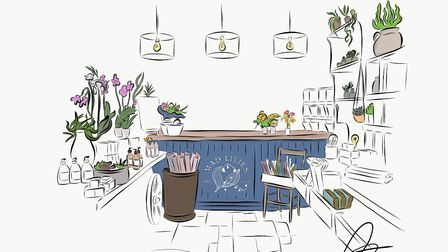 Mad Lilies in Banstead. Image: WOOD&HAM