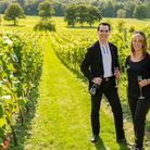 Rob and Tracey Terry own Hampshire's newest vineyard, Quob Park Estate credit Kennerdeigh Scott