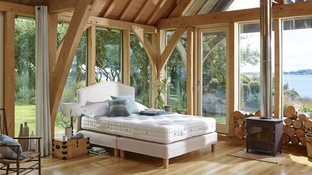VISPRING bed from Peter Betteridge - Your Bed Expert, Honiton