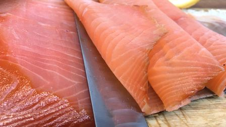 Devon-produced smoked fish from Blakewell Fisheries