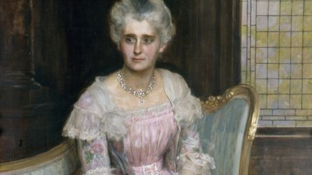 Mrs Griffiths by John Collier