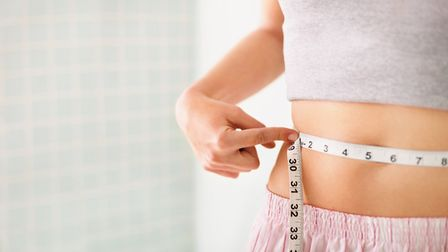 You might not be losing weight because you have an underlying medical condition, such as a hormone i