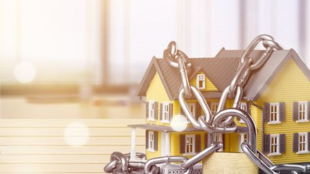 Nobody wants to come back home to find it broken into and burgled - Des Steel from Chartsec Services