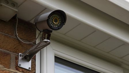 CCTV cameras are good at deterring intruders when installed in plain sight. Picture: Getty Images