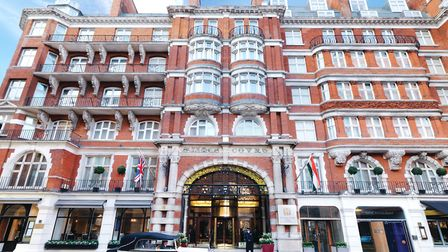 St James' Court, London, A Taj Hotel, tucked away in the streets behind some of London's hottest the