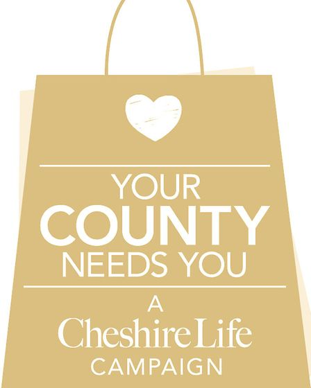 Your County Needs You says Cheshire Life
