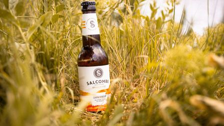 Salcombe Brewery has launched a new beer which caters for vegan or gluten free diets. Photo: Adam We