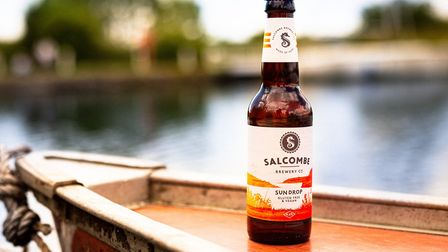 Devon-based Salcombe Brewery has announced its new vegan and gluten free pale ale, called Sun Drop.