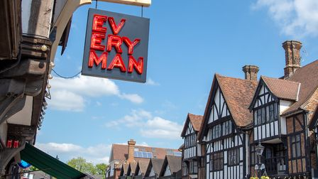 The Everyman cinema is something of an icon of the town. Image: Andy Newbold