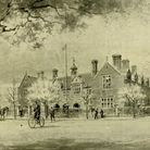 An early Portsmouth Grammar prospectus from the 1900s