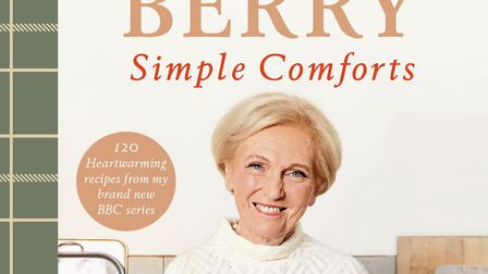 Mary Berry's Simple Comforts by Mary Berry (BBC Books, £26). Photography by Laura Edwards.