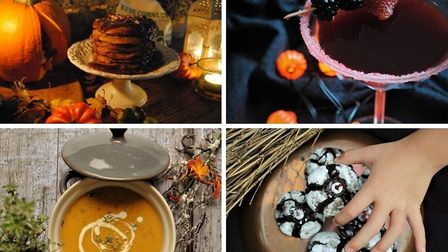 4 great Halloween-themed recipes to try at home